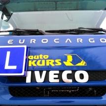 Auto-Kurs Iveco Kat. C